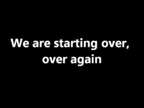 Lani Misalucha - Starting Over Again with Lyrics