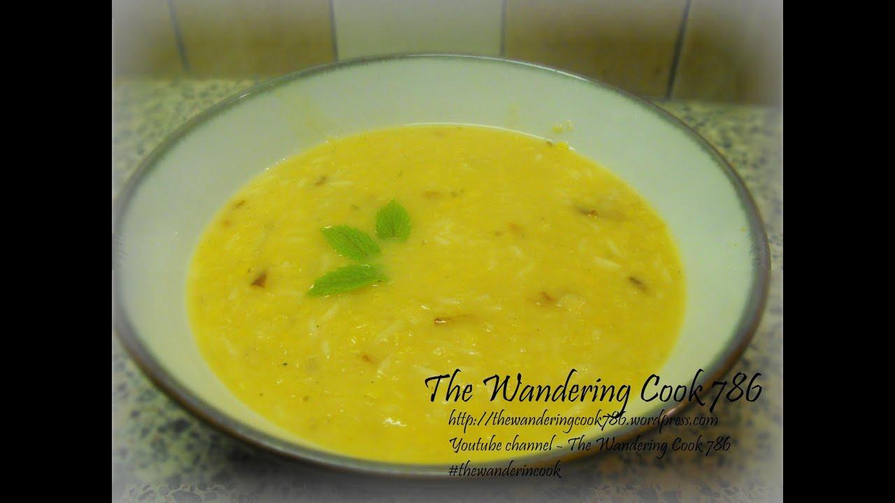 Simple and quick turkish lentil soup recipe mercimek orbas youtube forumfinder Choice Image