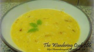 Simple And Quick Turkish Lentil Soup Recipe - Mercimek çorbası