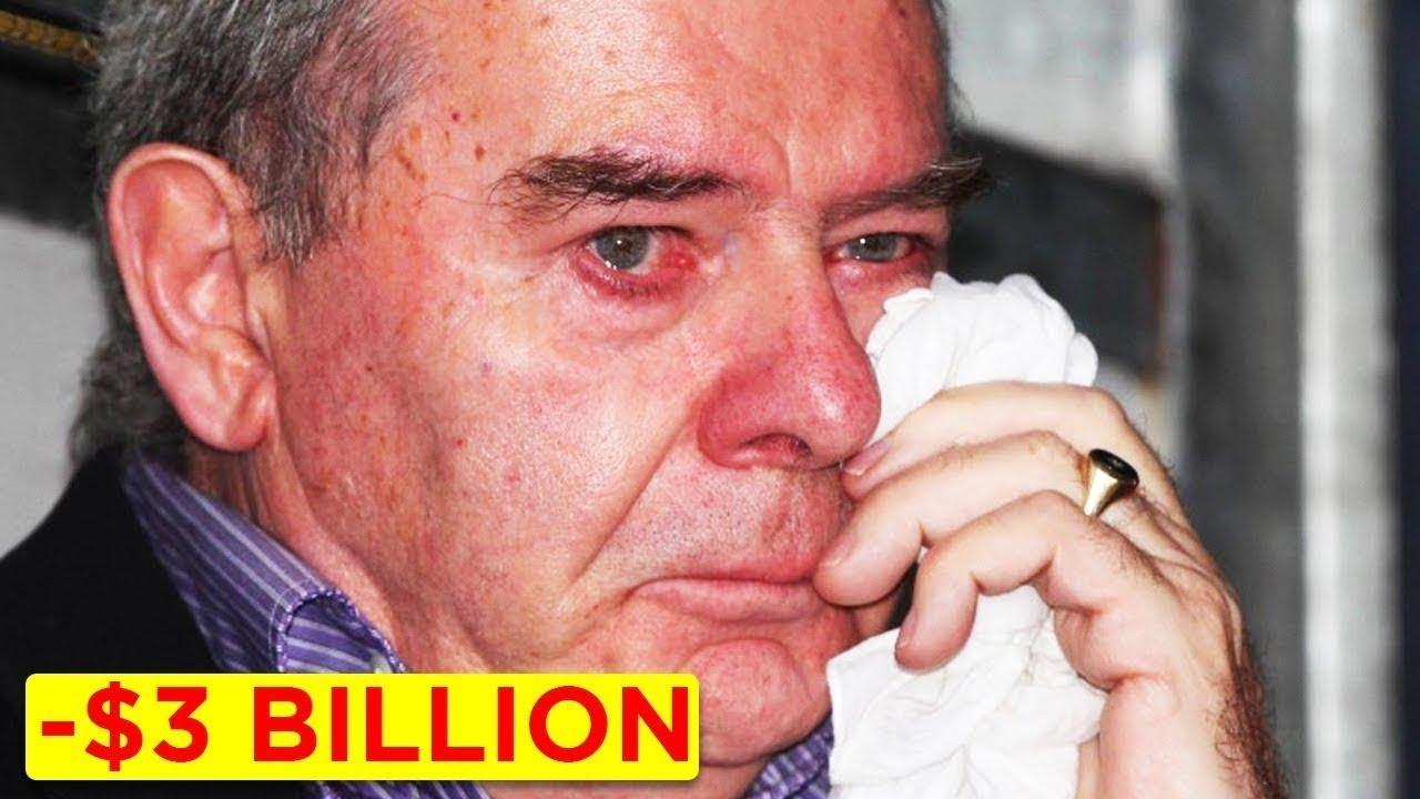 Милијардери кои ги изгубиле сите нивни пари