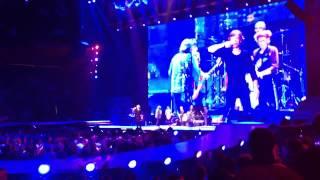 Rolling Stones -- Midnight Rambler w Mick Taylor -- Newark 12.15.2012