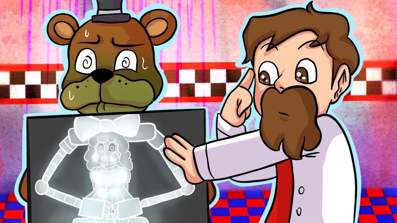 Fixing Freddy! | Minecraft FNAF Roleplay
