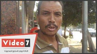 بالفيديو.. مواطن لمحافظ أسوان: