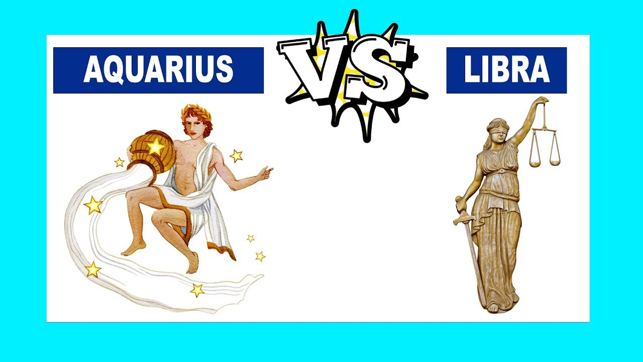 Aquarius vs  Libra: Who Is The Strongest Zodiac Sign?