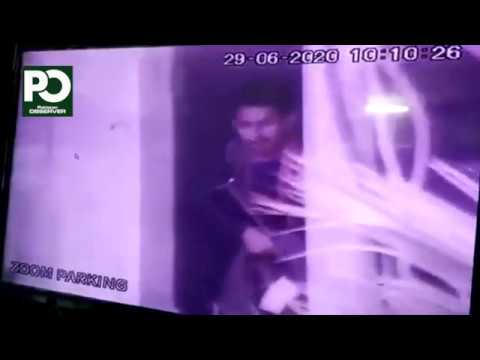 Complete CCTV footage of Pakistan Stock Exchange Attack  | Pakistan Observer