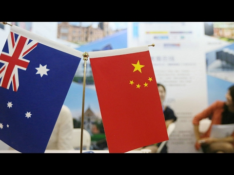 China now Australia's largest trade partner, export market and foreign investor