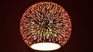Декоративные подвесные светильники новой серии GALASSIA Fametto
