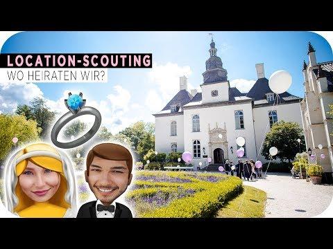 UNSERE HOCHZEITSLOCATION?! - Hochzeitsreihe #01 | AnaJohnson