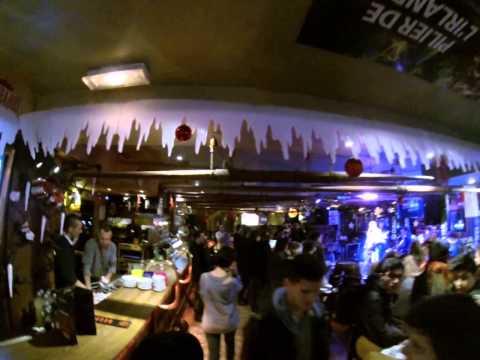 Sonowest part en live ! Le Kenland Bar - Rennes
