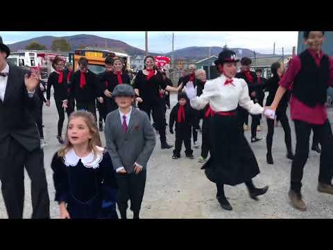 Rutland Youth Theatre- Mary Poppins Sneak Peak