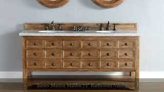 Apothecary Style Bathroom Vanities - Homethangs.com