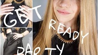 GET READY WITH ME ♡ PARTY ♡ Thumbnail