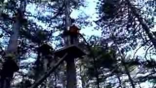 indianapark majella - il richiamo della foresta