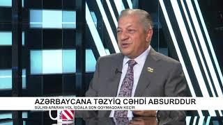 Azərbaycana təzyiq cəhdi absurddur