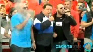 Última Aparición Pública De Hugo Chávez Antes De Su Muerte
