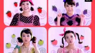 South Korean commercial for a candy using the song composed by Fran...
