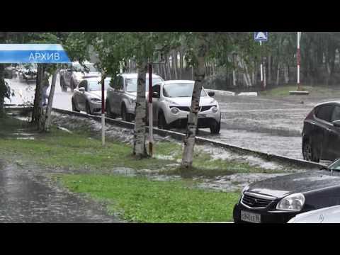 В Нижневартовск идёт непогода  Рассказываем, чего не стоит делать при шторме