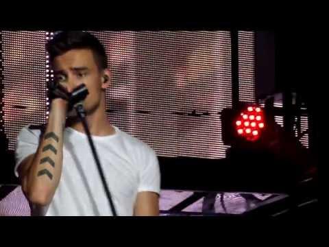 Rock Me (HD) - One Direction - Salt Lake City, UT 7/25/13