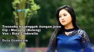 Tresnoku Kepenggak Itungan Jowo + Lyrik - Dina Cinderella