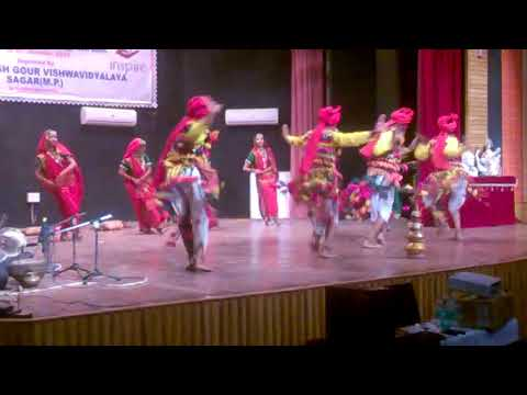 Badhai folk dance of madhya Pradesh by Naveen Sahu Mob:8871583664