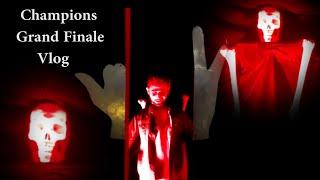 Champions Grand Finale | Champions Grand Finale Vlog | Champions With Waqar Zaka | Waqar Zaka