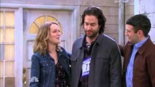 Justin & Candace's first kiss| Undateable