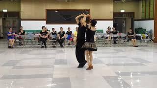 桂林雙人舞(誰人來安慰)六步吉魯巴