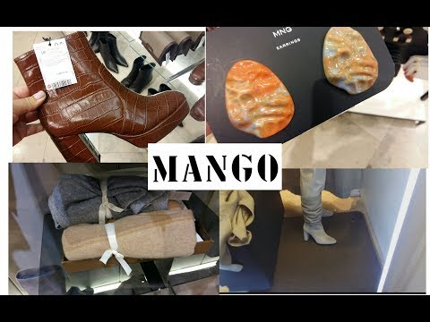 Шоппинг влог #Mango.Супер стильные находки.Dior в Mango???