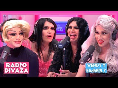 Kimberly y Wendy CONFIENSAN TODO! - Radio DIVAZA # 9