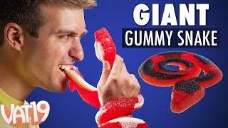 The two-foot-long Gummy Snake!