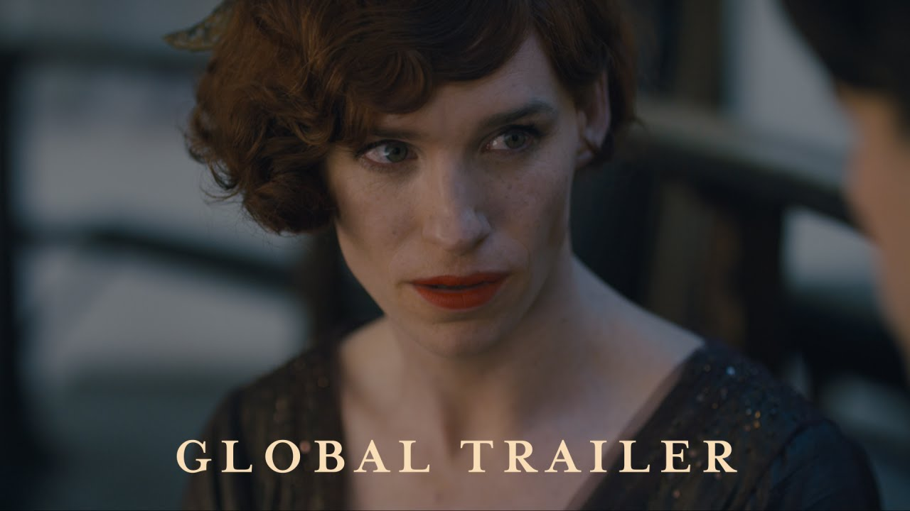 THE DANISH GIRL: Global Trailer (Universal Pictures) [HD]