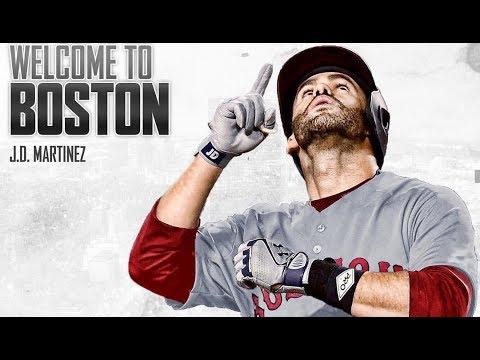 Firma de Eric Hosmer y J.D  Martínez!!! NY Yankees vs. Boston Red Sox quíen gana la división???