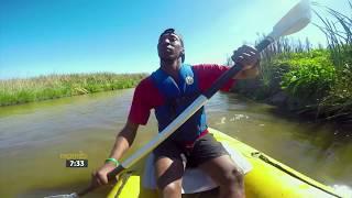 Mandela Monday: Khayelitsha Canoe Club - Siyanda Sopangisa
