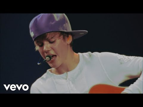 Justin Bieber - Never Let You Go (Live)