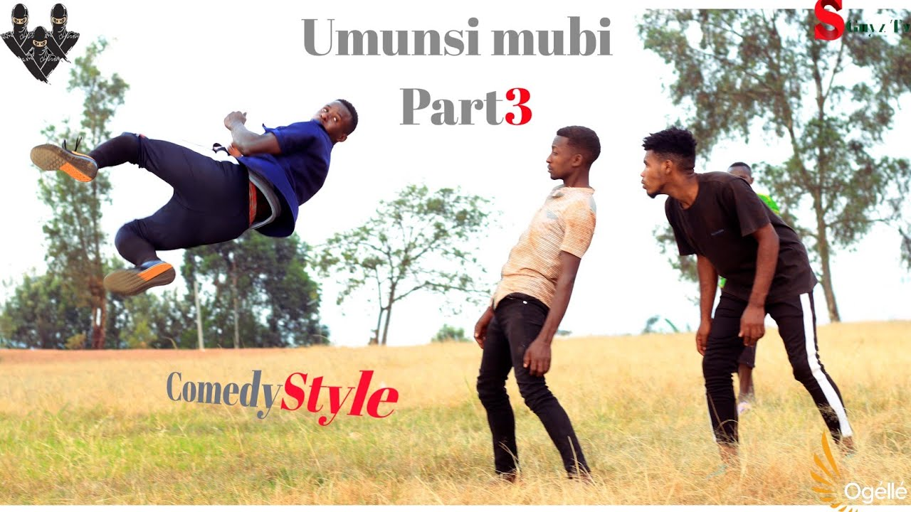 Download ComedyStyle: Umunsi Mubi part3