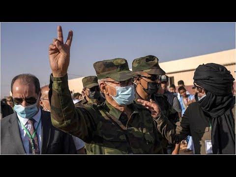زعيم البوليساريو محذراً من الجزائر: الصراع مع المغرب -قد يتصاعد ويزعزع استقرار شمال إفريقيا-…  - 11:55-2021 / 10 / 13