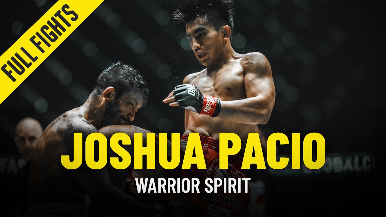 Warrior Spirit Episode 13: Joshua Pacio | ONE Championship Special