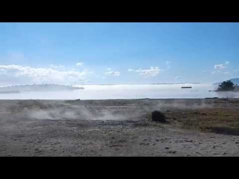 Rotorua geothermal city / Lake - NZ