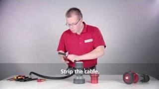 MENNEKES PowerTOP® Xtra - mounting - EN