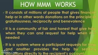 chidike kizito MMM Promotional Video