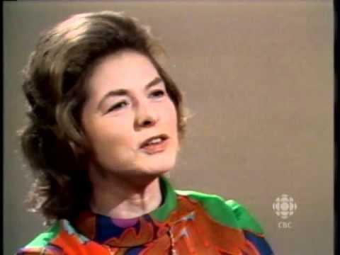 RetroBites: Ingrid Bergman: Hemingway (1971) | CBC