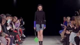 JAMIE WEI HUANG AW18 Official Catwalk show- London Fashion Week