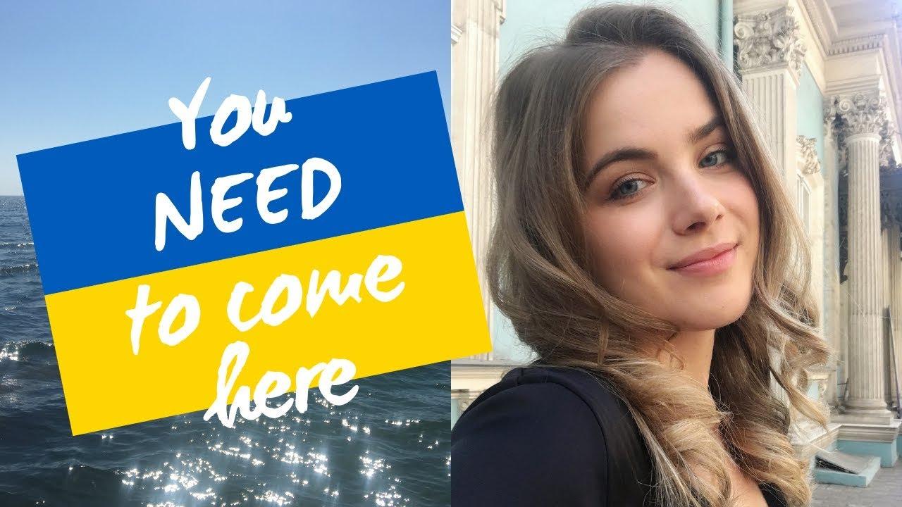 WHY YOU NEED TO TRAVEL TO UKRAINE / Odessa Metropolis Tour Vlog