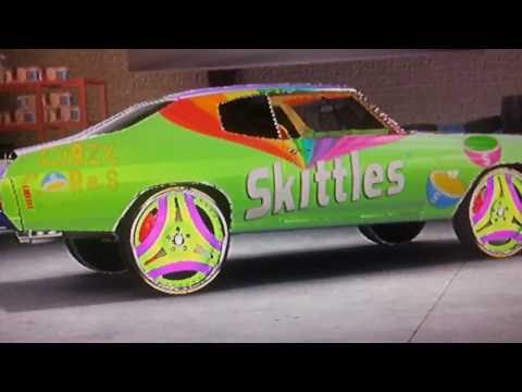 midnight club los angeles skittles chevy chevelle ss tuning hd very funny smarties tuning youtube skittles chevy chevelle ss tuning hd