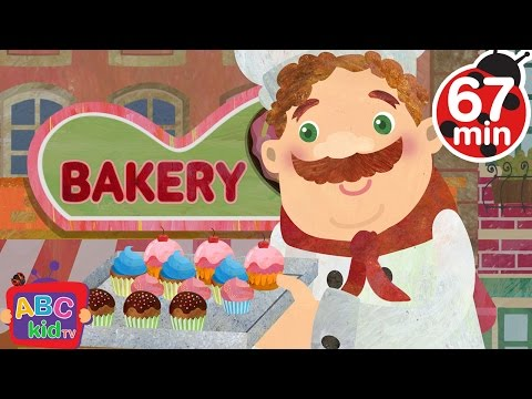 Muffin Man and More Nursery Rhymes & Kids Songs - ABCkidTV