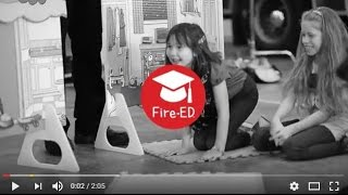 "The Fire-ED Interactive ""Fully Involved"" Teaching Tool"