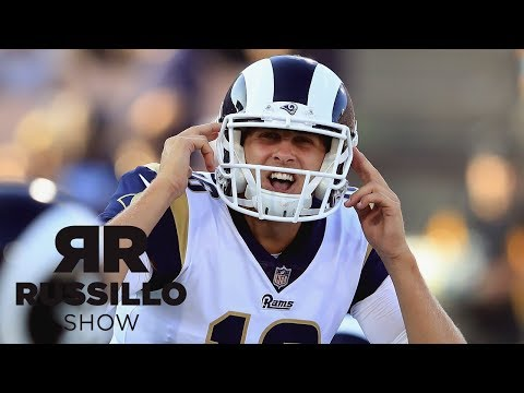 Have Rams Lost Confidence In Jared Goff? | The Russillo Show | ESPN