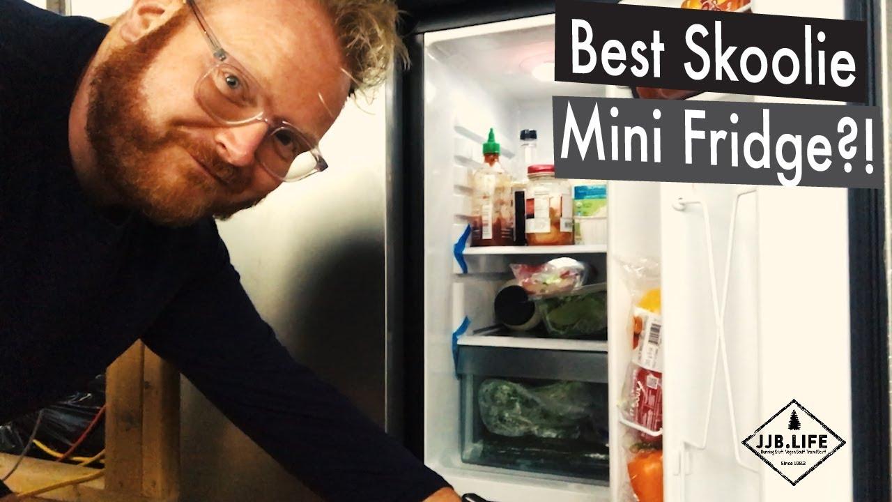 Best Mini Fridge Amp My Solar Disaster Skoolie Bus