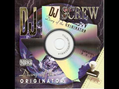 DJ Screw - Tony Toni Tone - Let's Get Down (ft.  DJ Quik)