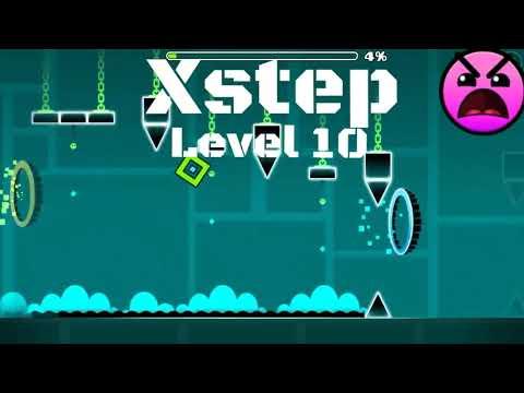 Видео: GEOMETRY DASH - Прохождение всех уровней!🔥🔥🔥